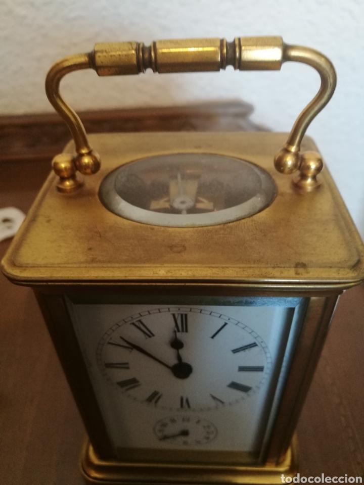 Relojes de carga manual: Reloj de cabecera siglo XIX - Foto 6 - 162561085
