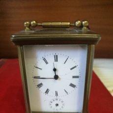 Relojes de carga manual: RELOJ CABECERA SIGLO XIX. Lote 163848980