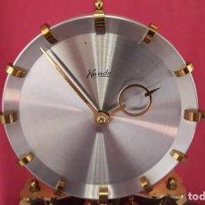 Relojes de carga manual: RELOJ ALEMAN DE BOLAS. KUNDO KIENINGER OBERGFELL DE CUERDA MANUAL. Lote 164311114