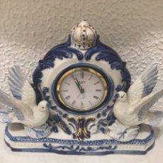 Relojes de carga manual: RELOJ DE CUERDA, ALARMA, AÑOS 50. PAIS VALENCIANO.. Lote 164379598