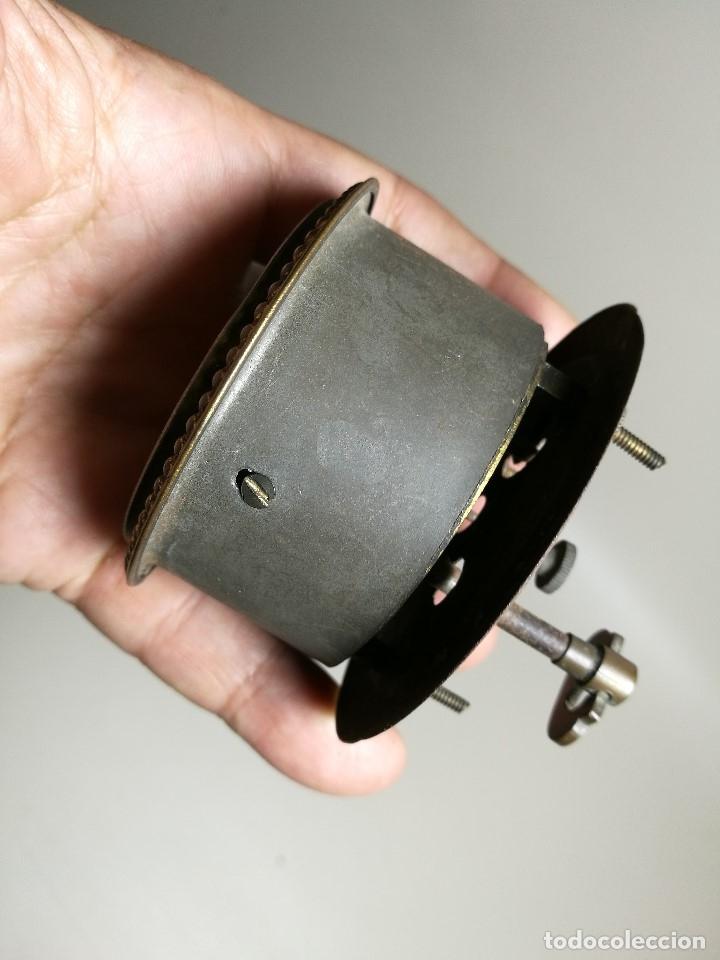 Relojes de carga manual: RELOJ DE ENCASTRAR DE ORIGEN SUIZO - ALEMAN ? CUERDA PASADA-PARA REPARAR - Foto 8 - 164743070
