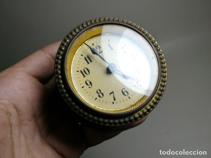 Relojes de carga manual: RELOJ DE ENCASTRAR DE ORIGEN SUIZO - ALEMAN ? CUERDA PASADA-PARA REPARAR - Foto 11 - 164743070