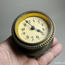 Relojes de carga manual: RELOJ DE ENCASTRAR DE ORIGEN SUIZO - ALEMAN ? CUERDA PASADA-PARA REPARAR. Lote 164743070