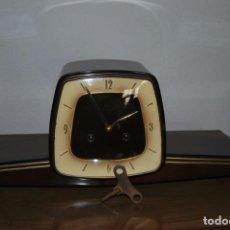 Relojes de carga manual: RELOJ DE SOBREMESA ESTILO ART DECÓ. Lote 165517914