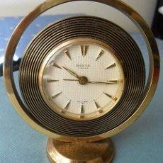 Relojes de carga manual: RELOJ SOBREMESA ART DECO. Lote 165875022
