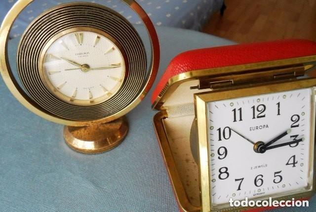 Relojes de carga manual: Reloj Sobremesa Art Deco - Foto 3 - 165875022