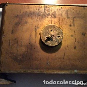 Relojes de carga manual: ANTIGUO Reloj de sobremesa JAEGER LE COULTRE Art Deco año 40 100% ORIGINAL - Foto 3 - 165898018