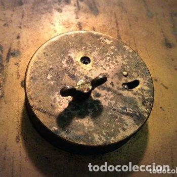 Relojes de carga manual: ANTIGUO Reloj de sobremesa JAEGER LE COULTRE Art Deco año 40 100% ORIGINAL - Foto 4 - 165898018