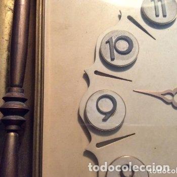 Relojes de carga manual: ANTIGUO Reloj de sobremesa JAEGER LE COULTRE Art Deco año 40 100% ORIGINAL - Foto 5 - 165898018