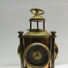 Relojes de carga manual: RELOJ DE BARCO CON CUATRO FUNCIONES, S.XIX. Lote 166094554