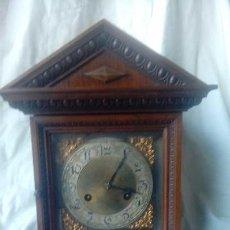 Relojes de carga manual: RELOJ DE SOBREMESA PP. S. XX. Lote 166810646