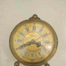 Relojes de carga manual: ANTIGUO RELOJ DESPERTADOR SALVEST. Lote 167180872