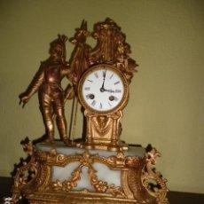 Relojes de carga manual: BONITO RELOJ MAQUINA PARIS CON SONERIA. Lote 167518924