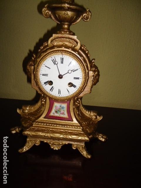 Relojes de carga manual: BONITO RELOJ PARIS - Foto 7 - 145668618