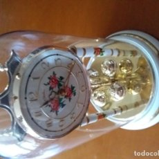 Relojes de carga manual: RELOJ ALEMÁN DE BOLAS GIRATORIAS. Lote 167561524