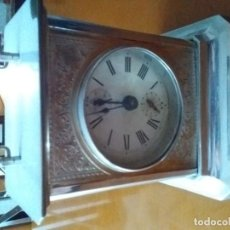 Relojes de carga manual: RELOJ DESPERTADOR ANTIGUO DE CUERDA. Lote 167561664