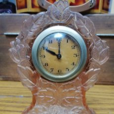 Relojes de carga manual: RELOJ SOBREMESA CARGA MANUAL. SIN FUNCIONAR.. Lote 167739230