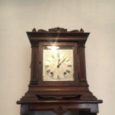 Relojes de carga manual: RELOJ LENZKIRCH 1 MILLION NUMERADO 188.934 DE APROX 1867. Lote 168058734