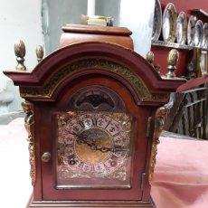 Relojes de carga manual: RELOJ DE SOBREMESA JOHNY THOMAS. Lote 168281549