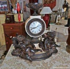 Relojes de carga manual: RELOJ SOBREMESA. Lote 168531844