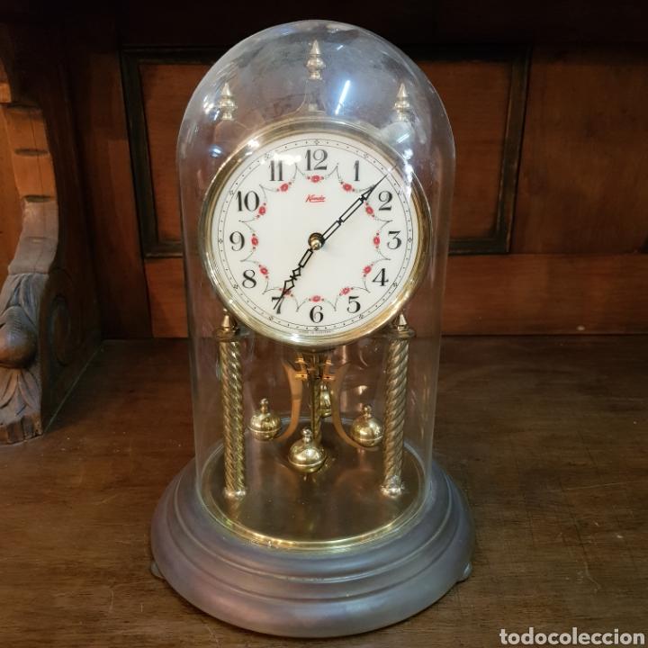 RELOJ KUNDO 400 DIAS AÑOS 50 (Relojes - Sobremesa Carga Manual)
