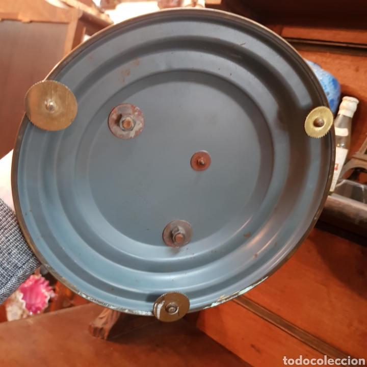 Relojes de carga manual: RELOJ KUNDO 400 DIAS AÑOS 50 - Foto 13 - 168824909