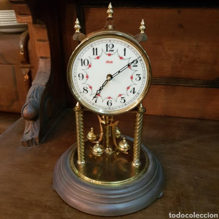 Relojes de carga manual: RELOJ KUNDO 400 DIAS AÑOS 50 - Foto 14 - 168824909