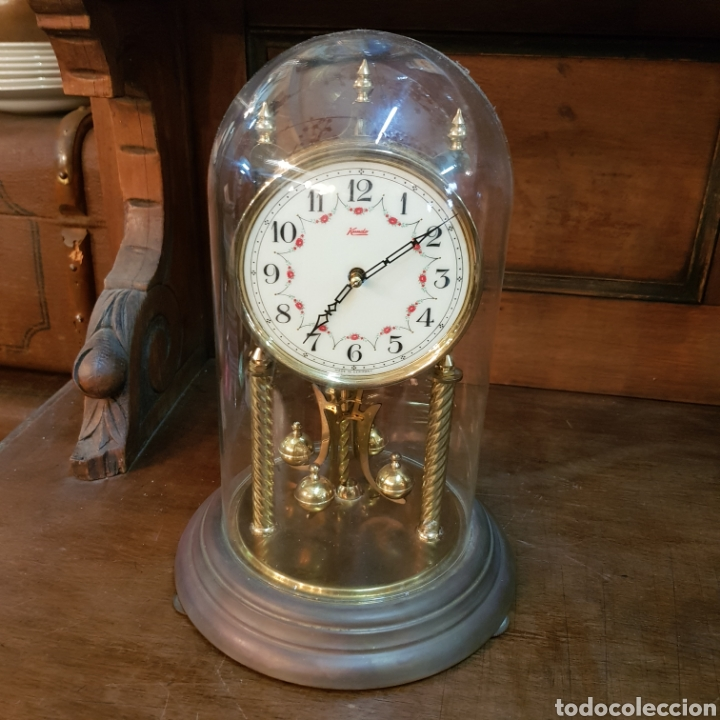 Relojes de carga manual: RELOJ KUNDO 400 DIAS AÑOS 50 - Foto 15 - 168824909
