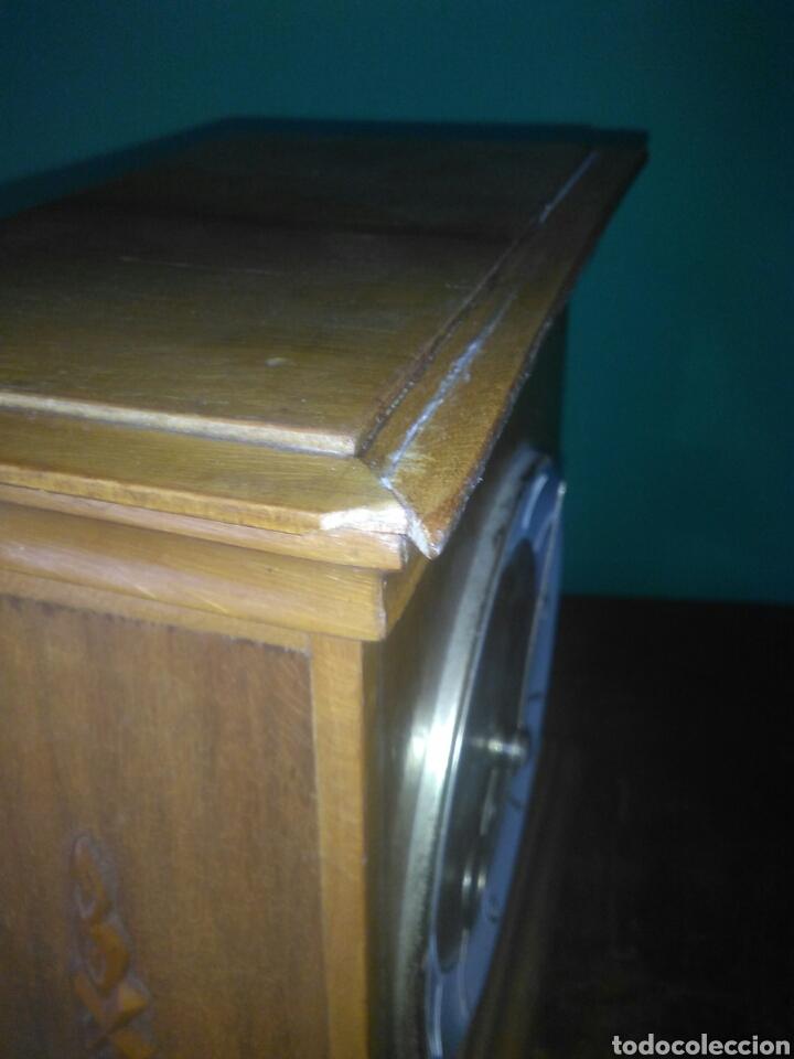 Relojes de carga manual: ANTIGUO RELOJ DE SOBREMESA AÑOS CINCUENTA - Foto 8 - 168904376