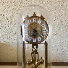 Relojes de carga manual: RELOJ DE TORSIÓN / ANIVERSARIO/ 400 DÍAS. MARCA KONDOR, ALEMÁN. SOBREMESA. A RESTAURAR.. Lote 169011704