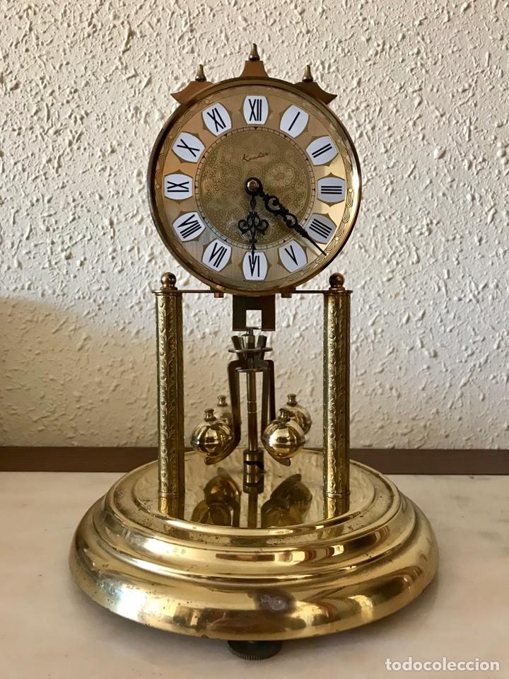 Relojes de carga manual: RELOJ DE TORSIÓN / ANIVERSARIO/ 400 DÍAS. MARCA KONDOR, ALEMÁN. SOBREMESA. A RESTAURAR. - Foto 2 - 169011704