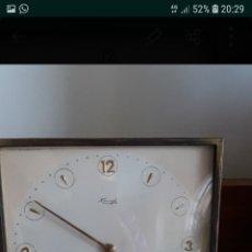 Relojes de carga manual: RELOJ KIENZLE SOBREMESA. Lote 169354706