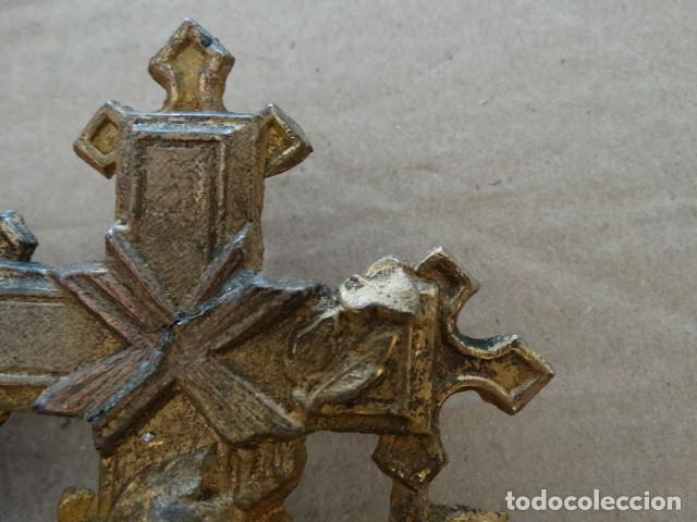 Relojes de carga manual: Antiguo reloj de cuerda pendulo frances - Foto 11 - 169834642