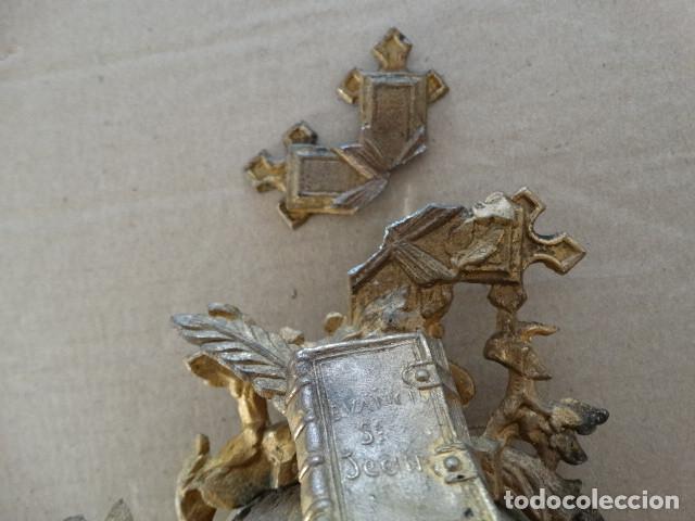 Relojes de carga manual: Antiguo reloj de cuerda pendulo frances - Foto 12 - 169834642