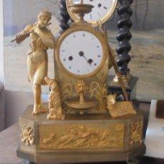 Relojes de carga manual: RELOJ DORADO IMPERIO.. Lote 170347252
