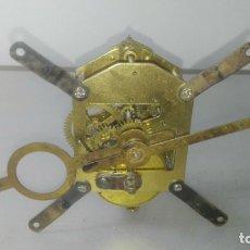 Relojes de carga manual: MECANISMO A CUERDA PARA ANTIGUO RELOJ DE SOBREMESA. Lote 170423332