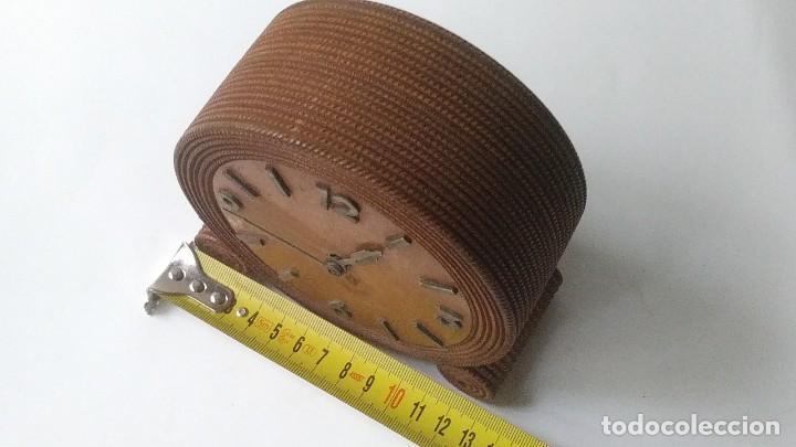 Relojes de carga manual: reloj madera sobremesa - Foto 6 - 170491972