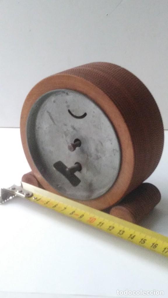 Relojes de carga manual: reloj madera sobremesa - Foto 7 - 170491972