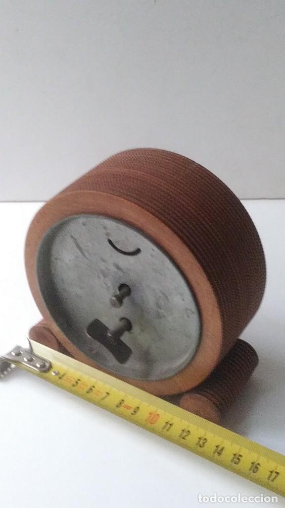 Relojes de carga manual: reloj madera sobremesa - Foto 8 - 170491972
