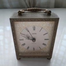 Relojes de carga manual: RELOJ DESPERTADOR DE SOBREMESA MARCA WEHRLE MADE GERMANY . FUNCIONA. Lote 171036980