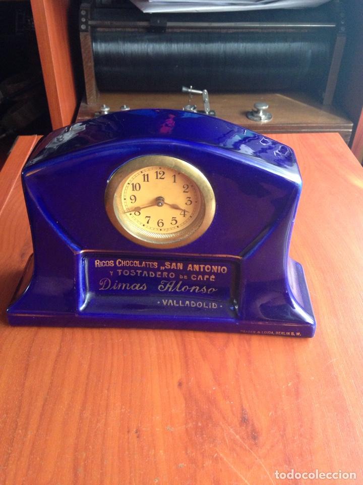 Relojes de carga manual: Reloj ricos chocolates San Antonio dimas Alonso - Foto 12 - 171128305