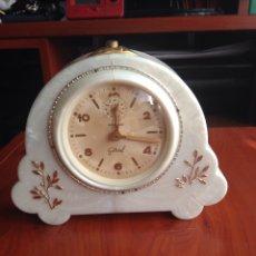 Relojes de carga manual: RELOJ GIRAL FUNCIONANDO. Lote 171129283