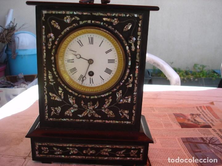 Relojes de carga manual: precioso reloj epoca napoleon III ver fotos yn descripcion - Foto 4 - 171131179