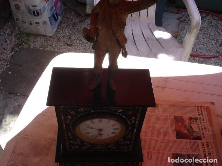 Relojes de carga manual: precioso reloj epoca napoleon III ver fotos yn descripcion - Foto 6 - 171131179