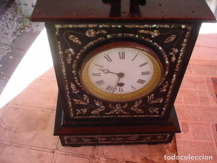 Relojes de carga manual: precioso reloj epoca napoleon III ver fotos yn descripcion - Foto 7 - 171131179