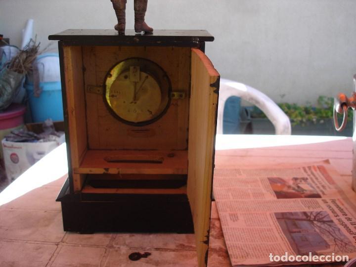 Relojes de carga manual: precioso reloj epoca napoleon III ver fotos yn descripcion - Foto 10 - 171131179