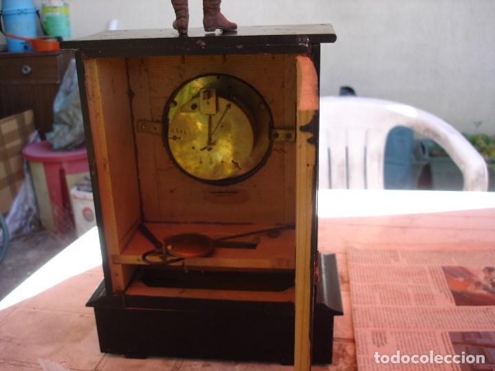 Relojes de carga manual: precioso reloj epoca napoleon III ver fotos yn descripcion - Foto 11 - 171131179