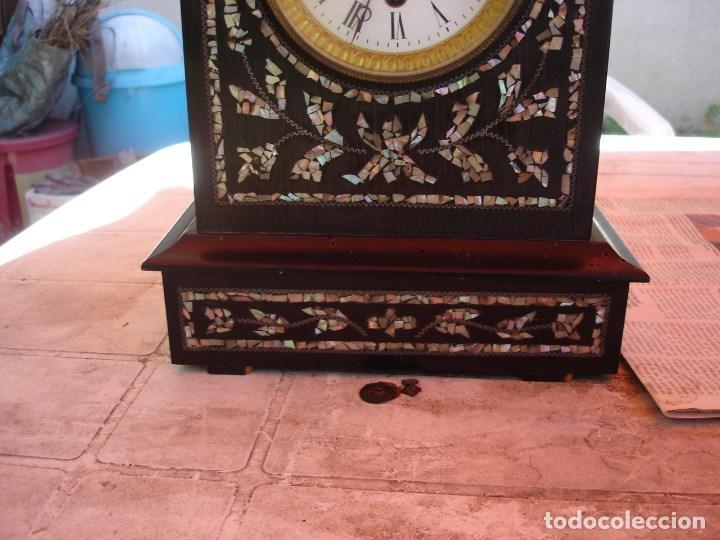 Relojes de carga manual: precioso reloj epoca napoleon III ver fotos yn descripcion - Foto 14 - 171131179