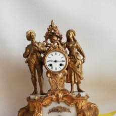 Relojes de carga manual: ESPECTACULAR RELOJ FRANCÉS LE COUPLE SIGLO XIX. Lote 171259152