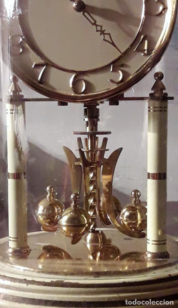 Relojes de carga manual: RELOJ ALEMAN DE BOLAS. KUNDO KIENINGER OBERGTELL DE TORSIÓN. - Foto 2 - 171279272